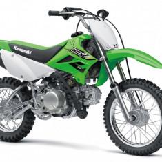 Kawasaki KLX110 '17 - Motocicleta Kawasaki
