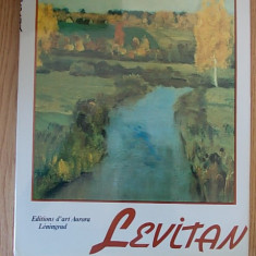 ISAAC LEVITAN- ALBUM - Album Pictura