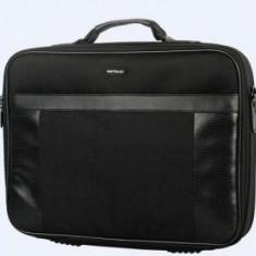 GEANTA NB. SERIOUX 15.6 SNC-EL156 - Geanta laptop Serioux, Geanta de umar, Poliester, Negru