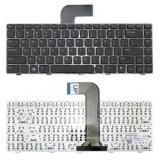 TASTATURA NOTEBOOK DELL XPS L502 US BLACK 065JY3 - Tastatura laptop