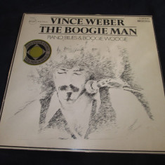 Vince Weber ‎– The Boogie Man _ vinyl,Lp,Germania  blues, VINIL, emi records