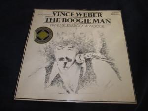 Vince Weber – The Boogie Man _ vinyl,Lp,Germania  blues