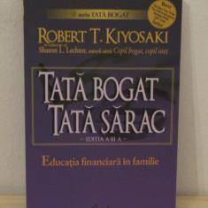 TATA BOGAT, TATA SARAC-ROBERT T.KIYOSAKI - Carte Management