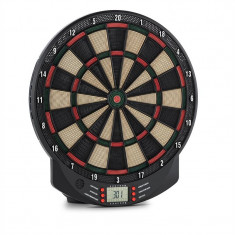 ONEconcept Tabla de darts Softtip 26 Joc de sunet - Set Darts