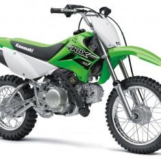 Kawasaki KLX110 '16 - Motocicleta Kawasaki