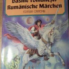 Basme Romanesti. Rumanische Marchen Editie Bilingva - Necunoscut, 387089 - Carte Basme