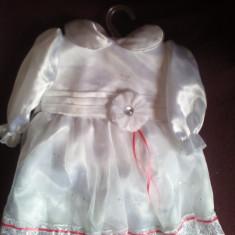 Set botez rochiță si pantalon - Trusou botez