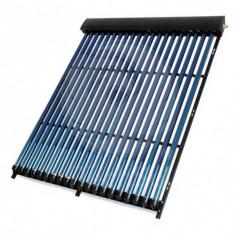 Panou (colector) solar termic cu 18 tuburi vidate, tehnologie heat pipe - Panou solar