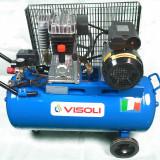 Compresor aer Visoli 50l,2hp ,200l/minut