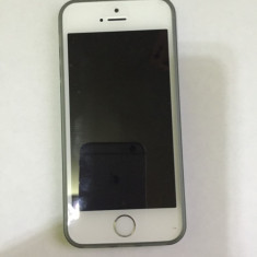 IPhone SE Argintiu impecabil - Telefon iPhone Apple, 16GB
