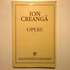 Ion Creanga – Opere - Roman