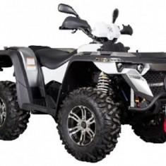 ATV Linhai M550 EFI - cadou cutie spate