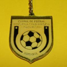 Breloc fotbal SPORTUL STUDENTESC BUCURESTI