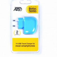 ATS Alimentator priza telefon smartphone USB 5V - 1A / Apple iPhone (45491)