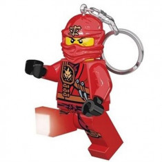 Breloc Cu Lanterna Lego Ninjago Kai (Lgl-Ke77k)