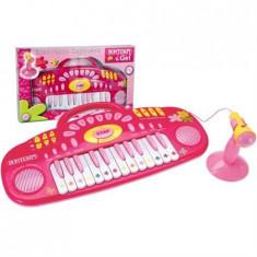 Orga Electronica Cu Microfon Si 24 Taste Bontempi - Instrumente muzicale copii