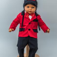 Costum elegant de botez - Mario