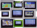 GPS Auto Navigatie HD GPS AUTO, TAXI, GPS TIR CAMION GPS HARTI FULL EUROPA 2017, 5, Toata Europa, Lifetime