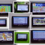 GPS Auto Navigatie HD GPS AUTO, TAXI, GPS TIR CAMION GPS HARTI FULL EUROPA 2017, 5 inch, Toata Europa, Lifetime, peste 32 canale, Harta online: 1