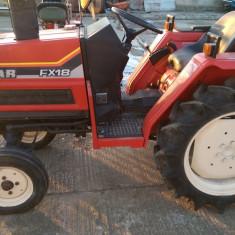Tractor Japonez Yanmar FX18 - Utilitare auto