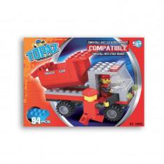Set de construit-Camion constructii- 94 piese - LEGO Architecture
