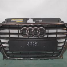 Grila radiator Audi A3 an 2013-2016, stare buna cod 8V3853651
