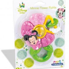 Zornaitoare Minnie Cu Floare - Jucarie zornaitoare Clementoni
