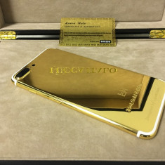 De brand original nou, aur Apple iPhone-7-Plus-256GB alb Unlocked-Nou - Telefon iPhone Apple, Auriu, Neblocat