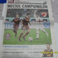Program CFR Cluj - Dinamo - Program meci