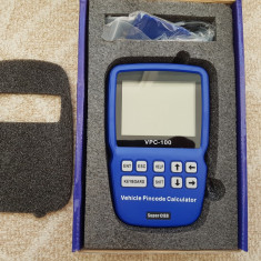 Calculator de mana Immo Pin Code VPC-100 - toate marcile de masini 500 tokens