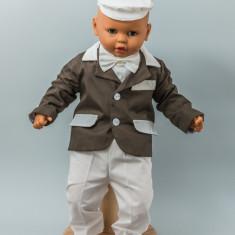 Costum elegant de botez - Alfred