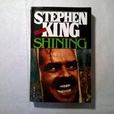 Stephen King - Shinning {Nemira 1993} - Carte politiste