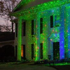 Star shower | Proiector exterior | Senzor lumina - Instalatie electrica Craciun