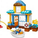 LEGO® DUPLO® Casa de pe plaja a lui Mickey (10827)