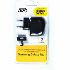 Incarcator ATS tableta Samsung Galaxy 1.5m / 5V, 2000mA / (41202) - Incarcator tableta