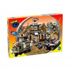Set de construit-Baza militara-653 piese - LEGO Architecture