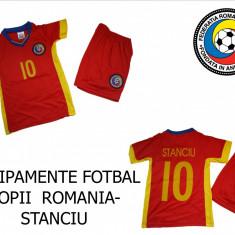 ECHIPAMENTE STANCIU-ROMANIA-MARIMI COPII DE LA 4 LA 14 ANI, - Set echipament fotbal, Marime: XXL, XL, L, M, S