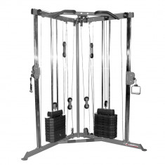 Aparat multifunctional inSPORTline Cable Column CC200 - Aparat multifunctionale fitness