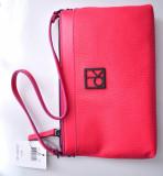 Geanta / Poseta Calvin Klein femei, 100% Originala, Noua, Rosu, Marime universala