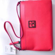 Geanta / Poseta Calvin Klein femei, 100% Originala, Noua - Geanta Dama Calvin Klein, Culoare: Rosu, Marime: Marime universala