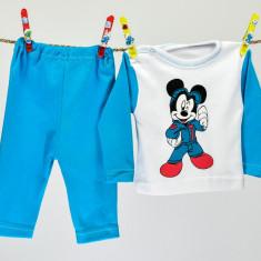 Pijama baby turcoaz