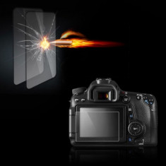 Folie sticla securizata Tempered Glass ptr. Nikon D5300 - Accesoriu Protectie Foto