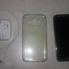 Samsung Galaxy J5 Dual SIM - Telefon Samsung, Negru, 8GB, Neblocat
