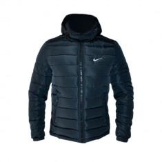 Geaca Nike AIR MAX Cristiano Ronaldo Model Sport Cod Produs D708 - Geaca barbati, Marime: L, Culoare: Bleumarin, Microfibra