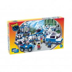 Set de construit Cartier general de politie 814 piese - LEGO Architecture
