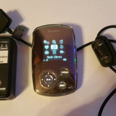 Walkman sony NW-A1000 6GB / CABLU SONY WMC-NW10MU for NW-A1000 NW-A1200 NW-A3000 - MP3 player Sony, Display