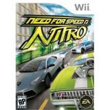 JOC NEED FOR SPEED NITRO -- WII - Jocuri WII, Curse auto-moto, 12+