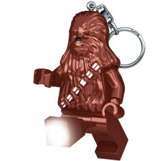 Breloc Cu Lanterna Lego Star Wars Chewbacca (Lgl-Ke60) - Breloc copii