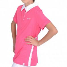 Tricou copii Nike Border Polo Shirt #1000000140958 - Marime: M