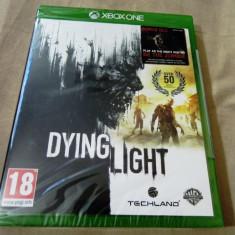 Dying Light, XBOX one, original si sigilat, alte sute de jocuri! - Jocuri Xbox One, Shooting, 18+, Single player